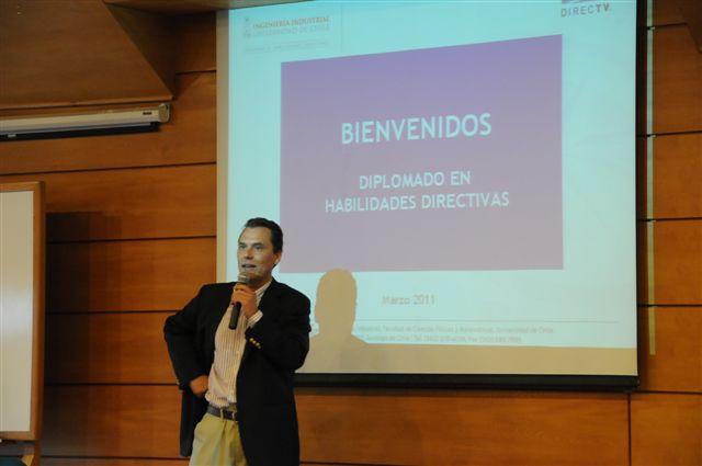 Martin Meister Director Ejecutivo U de Chile