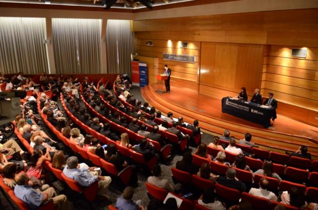 ceremonia graduación MBA U de Chile