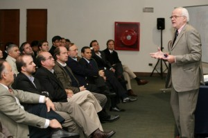 Doctor Sergio Spoerer Universidad de Chile