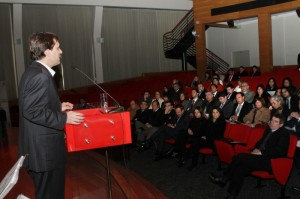 Egresados e invitados Televisión Nacional de Chile