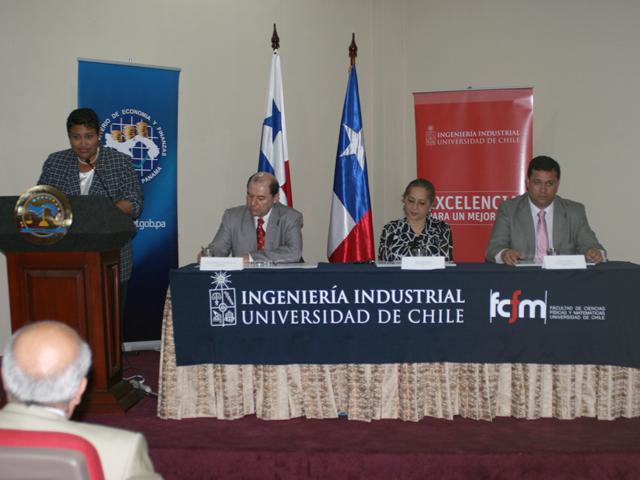 Diplomado Universidad de Chile en Panamá