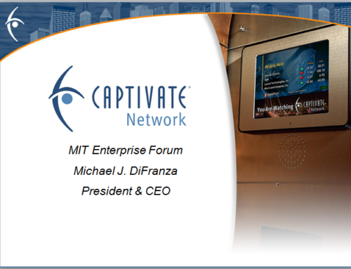 Captivate Network: Michael DiFranza venture