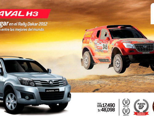 Dakar Rally in Saudi Arabia? The Great Wall Motors approach