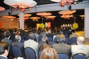 Ceremonia Graduación de Educación Ejecutiva 2012