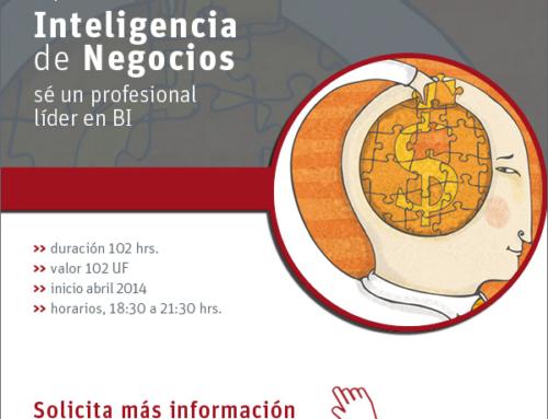 Diplomado Inteligencia de Negocios – Universidad de Chile 2014