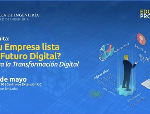 Seminario transformación digital de la Escuela de Ingeniería UC