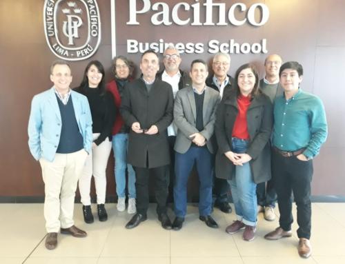 Taller transformación digital Universidad del Pacífico del Perú